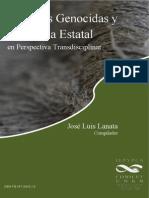 Lanata, Jose Luis - Practicas Genocidas