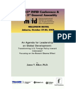 Makalah-Konferensi-INFID-Hotel-Millenium-Jakarta-2008, Jim_Riker_An Agenda for Leadership on Global Development