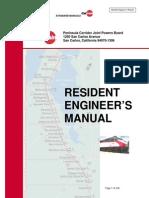 Caltrain RE Manual Rev 2 020310