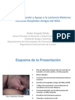 02 -- rgrajedar - proteccin promocion y apoyo a la lactancia materna - ihan