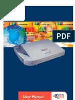 Regional BGAN Satellite IP Modem