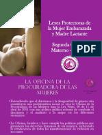 presentacion lactancia y maternidad