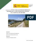 2009 Conectividad Peces Bajo Ebro