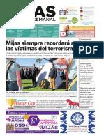 Mijas Semanal nº 620 Del 30 de enero al 5 de febrero de 2015