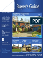 Coldwell Banker Olympia Real Estate Buyers Guide January 31st 2015