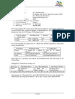 Soal Olimpiade akuntansi 2013