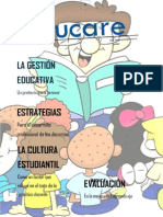 Revista Del 5to Semestre EDUCARE