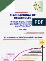 Presentacion PND 2008