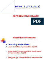 Reproductive Health