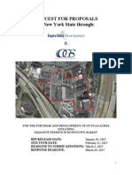 NYS ESD Former Albany Convention Center Site RFP