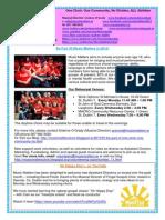 Music Matters - Newsletter (February 2015)