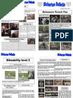 Bickerton Bulletin - Autumn 2014