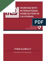 2014 International Home Buyer Survey