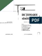 DICTIONARUL SANATATII 1