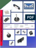 Accesorios Para Perfil Aluminio