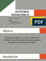 TIPOS DE MUESTREO GEOQUÍMICO.pptx