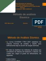 Metodo de Analisis Sismico ABIGAIL