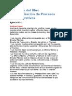 Ejercicios Del Libro Automatización de Procesos Administrativos