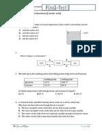 Pre-final Igcse Physics Grade 10 Sem 1 2014 Soal - Revisi