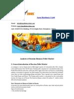 Analysis of Russian Biomass Pellet Market
