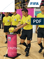 2014-15 futsal laws of the game