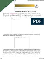 Tutorial de Java - Generación y Propagación de Eventos