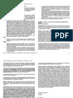 REMLAW - Compiled Case Digest