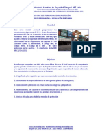 Curso OMI 3.25 Formacion Proteccion Personal IP