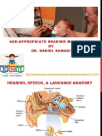 Dr Daniel Samadi - Age-Appropriate Hearing Milestones in Kids