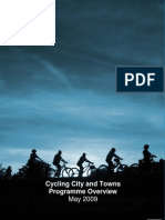 Cycling City and Towns Programme Overview May