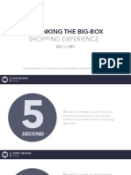 Rethinking the Big Box Retail Experience