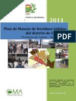 PLAN 10604 Plan de Manejo RS Imperial 2011