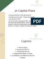 Analiza Site - Hotel Capital Plaza