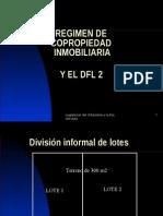 Copropiedad y DFL-22