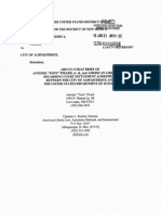Amicus Curiae Tony Pirard, et.al., and  Liberty Law
