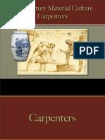 Tools - Carpenters & Their Tools