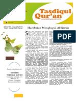 Bulletin Tasdiq 2