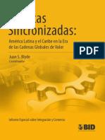 BID-Fabricas Sincronizadas-ALC en Las Cadenas de Valor 10-2014