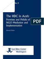 HDC in Aceh