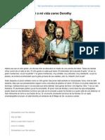 Letraslibres.com-Autobiografía Travesti o Mi Vida Como Dorothy