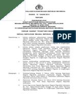 Perkap No 10 Th 2014 Ttg Perubahan Skep 232 2005 Ttg Kenaikan Pangkat