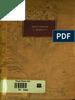 Colección de Los Discursos y Poesías Pronunciados en Los Aniversarios de Los Días 15, 16, 27 y 30 de Setiembre e 1857, En La Capital Del Estado de Querétaro