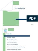 Microsoft PowerPoint - Merchant Banking 2 [Compatibility Mode]