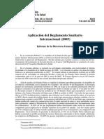 Aplicacion del Reglamento Sanitario Internacional.pdf