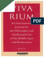 Vivarium - Vol Xlvi, No 2, 2008