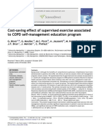 cost saving effect of supervised exercise associated to COPD self management education program.pdf