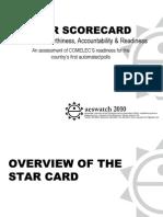 STAR Card Presentation Jan18