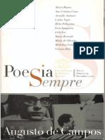 Tal Ser Tal Forma - Ana Cristina César