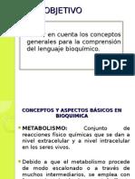 Bioquimica Conceptos Del Metabolismo 2014