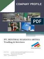 Profil Sentral Wahana Artha
